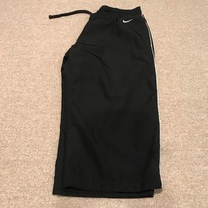 Nike crop pants women's Sz small